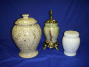 Marble Urns 1