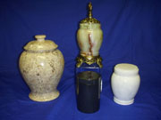 Marble Urns 2